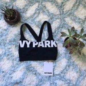 Ivy Park Logo Bra